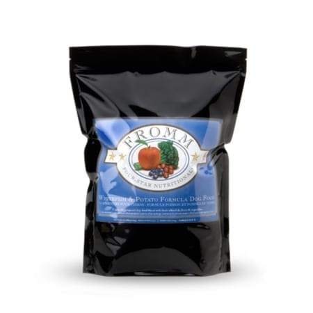 Fromm 狗糧 - 白魚蔬菜配方 5lbs, 15lbs, 30lbs