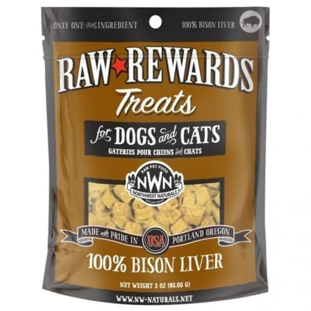 Northwest-Naturals-Raw-Rewards-Freeze-Dried-Bison-Liver-Dog-Cat-Treats-850x1190
