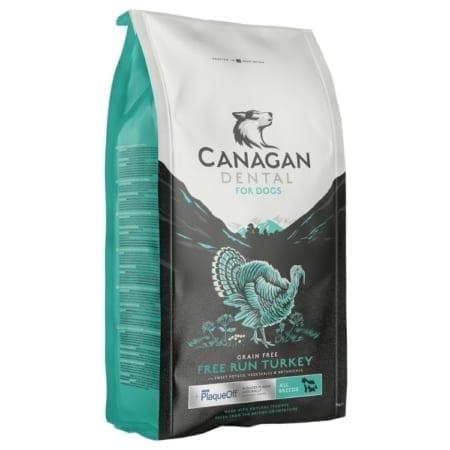 canagan-無穀物火雞健齒配方