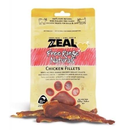 zeal-紐西蘭走地雞肉片