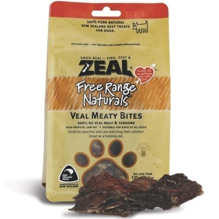 zeal-veal-meaty-bites-dog-treats-125g